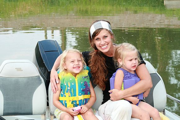 Family on the River! 003