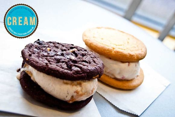 C.R.E.A.M.: Ice Cream Cookie Sandwiches To Go Berserk For